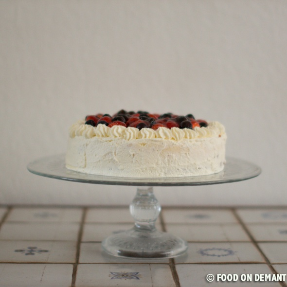 Trafitional Cheese Cake 16