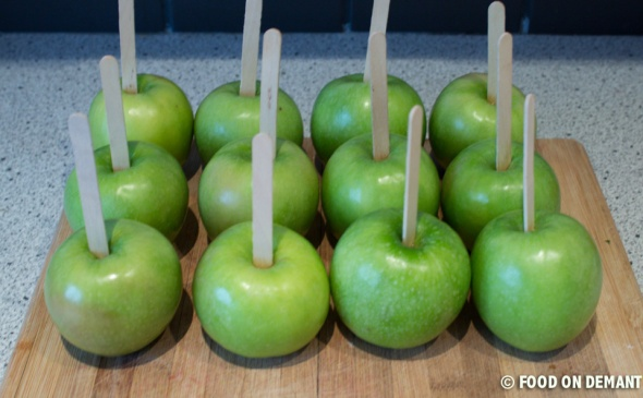Caramelized Apples 1