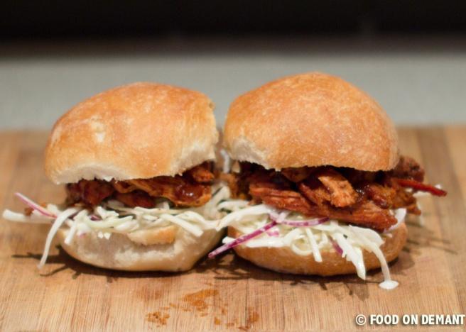 Pulled Pork Burger 4