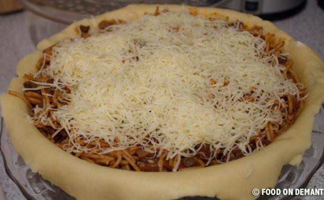 Spaghetti Pie 1