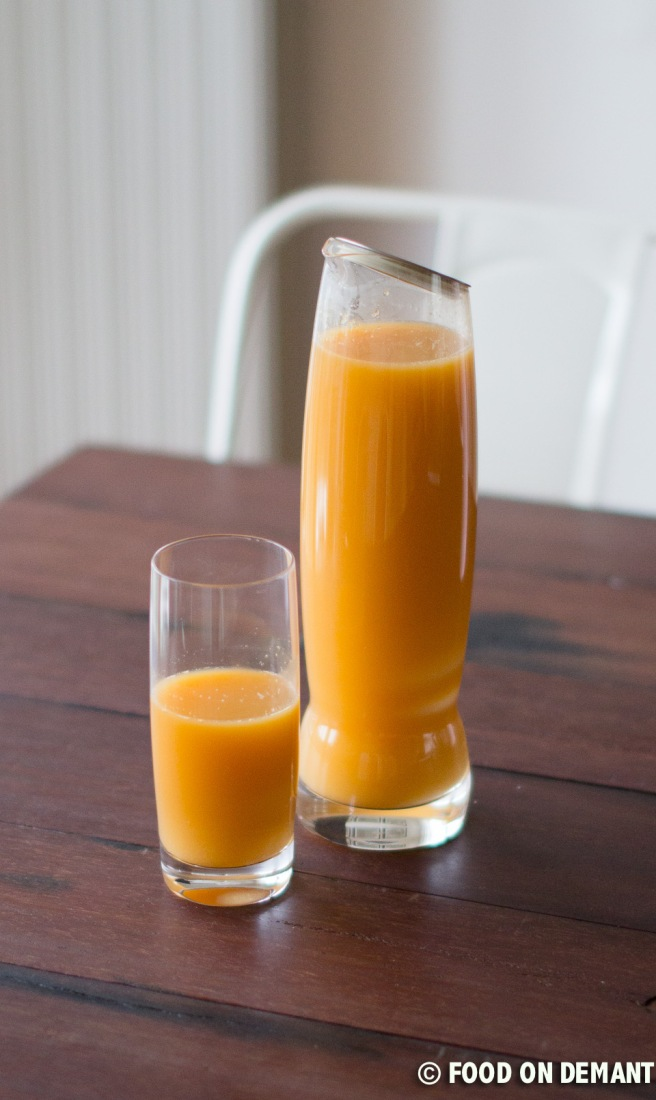 Carrot and Orange Juice 6